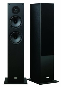 onkyo floor standing speakers